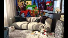 Ломаем стереотипы и вешаем ковер на стену - Ярмарка Мастеров - ручная работа, handmade