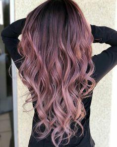New Hair Color Flamboyage Pink Ideas Bright Hair Colors, Hair Color Pink, Lilac Hair, Cool Hair Color, Pink Purple Hair, Hair Color Balayage, Hair Highlights, Dye My Hair, New Hair