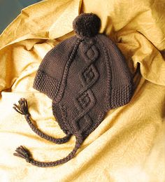Ravelry: Squishy Chullo Hat pattern by Adriana Hernandez