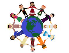 Lesson Plans of an OCD Primary Chorister: Song: Holding Hands Around the World
