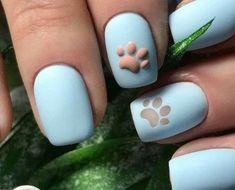 37 Super Ideas For Gel Pedicure Designs Summer Art Ideas Orange Nail Designs, Short Nail Designs, Nail Art Designs, Design Art, Cat Nails, Pink Nails, Manicure And Pedicure, Pedicure Ideas, Pedicure Designs