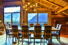 La Grange au Merle is a newly renovated luxury chalet from Clarian Chalets. Alpine Chalet, Swiss Chalet, Ski Bar, Alpine Style, Snowy Forest, Home Comforts, Open Plan Living, Outdoor Fun, Play Houses