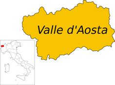La Valle d'Aosta - in francese: Vallée d'Aoste, in francoprovenzale (patois): Val d'Outa, in walser: Augschtalann o Ougstalland, in piemontese: Val d'Osta