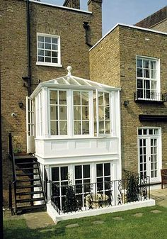 Orangery or Conservatory?