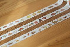 The ancient capital of good food paper tape - Lime Idea | Pinkoi