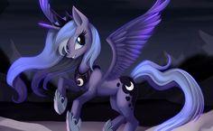 Princess Luna HD Wallpaper