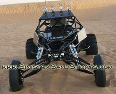Desert buggy - Sand rail http://www.sinistersandsports.com/Resources/2f.jpg?939