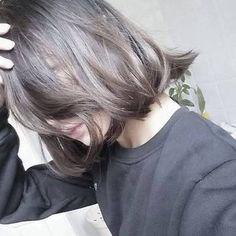 """Résultat de recherche d'images pour """"dark ash brown hair tumblr"""""""