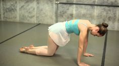 How to Correct Flat Feet in Ballet : Ballet Tips