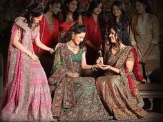 the list of some of the best shops displaying the most beautiful Wedding Lehengas for all the brides-to-be in India.