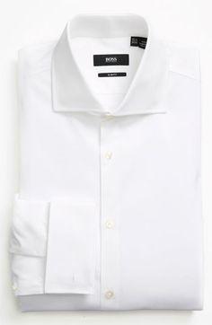 BOSS Slim Fit Dress Shirt
