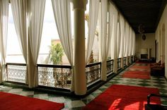 Riad El Fenn :: Stunning Luxury Large Rooms Riad Marrakech #morocco