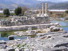 Visit Xanthos and Letoon outside of Fethiye, #Turkey. One of Turkey's UNESECO World Heritage Sites.