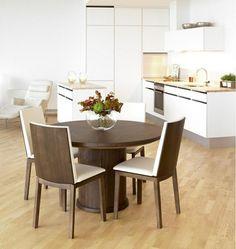 runder esstisch aus holz, d 120 cm | wohnideen | pinterest, Esstisch ideennn