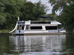 50-foot Captain Series Houseboat