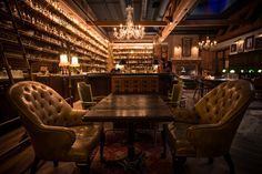 © Dina Avila/Courtesy of Multnomah Whiskey Library