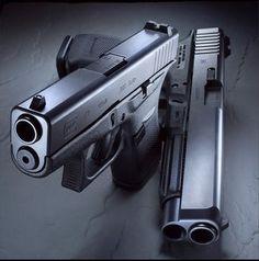 Starting out with the 2014 biggest news story, the Glock 42 .380.  http://media-cache-ec0.pinimg.com/originals/a6/d5/fb/a6d5fbaaf66156377c5d4fa4c245a747.jpg