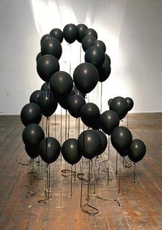 balloon ampersand