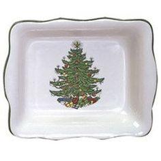 Cuthbertson C25N Original Christmas Tree Handled Candy Dish