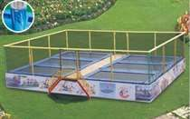 Hire for school fete  - Trampoline Trailer (up to 4 hour hire)