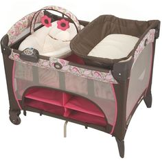 graco bedroom bassinet. graco pack \u0027n play playard with newborn napper station dlx ($160) ❤ liked bedroom bassinet