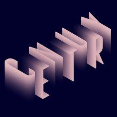 """Century"" by @jordan_metcalf   #goodtype #graphicdesign #design #type #typography #typedesign #tipografia #typographie #letters #century"