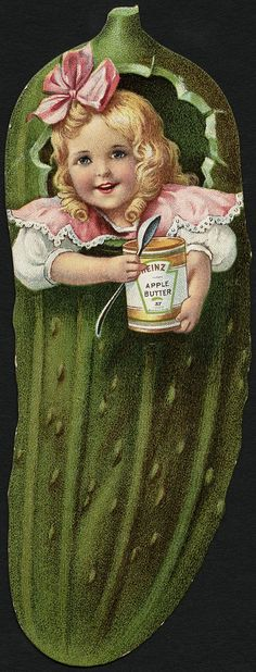 Heinz Apple Butter label Date issued 1870-1900 : H. J. Heinz & Co. : Boston Public Library, Print Department | No known restrictions.