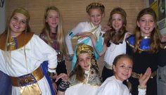 """The Grade 5 pupils at the Senior Primary campus discovered the theme """"Egypt"""" They dressed up as Egyptians, did some research and class activities surrounding the topic."""