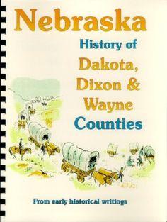 NE Dakota/Dixon/Wayne County Nebraska Ponca City New RP of 1882 history/bios