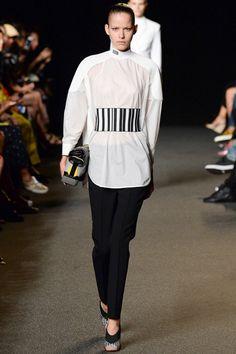 Alexander Wang Spring 2015 RTW - Runway — Vogue. Barcode.