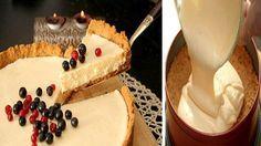 Recepty - Strana 25 z 44 - Vychytávkov Russian Recipes, Vegetarian Recipes Easy, Sweet Cakes, Tiramisu, Ham, Waffles, Cheesecake, Food And Drink, Sweets