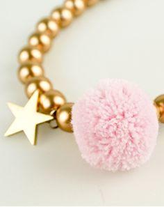 Gold Star Necklace www.kidsgotstyle.co.kr
