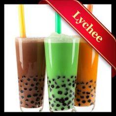 Boba Tea Lychee