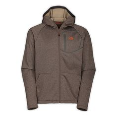 Whether you're on a big wall 1,000-feet above the floor, or pushing yourself on a test piece at your local #crag, this new climbing-ready stretch full zip is ideal for vertical-moving athletes. #climb #climbing #bigwall #rockclimbing #hoodie