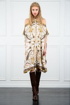 Rachel Zoe Pre-Fall 2016 Fashion Show