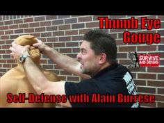 This is one of the best ways to get out of a life-threatening situation. Learn how and watch the video (call me if you have any questions) or go to my website at beempowered.focusedselfdefense.com/  - Self Defense Tips, Getting Out, Call Me, Survival, Good Things, Website, Watch, Eyes, Learning