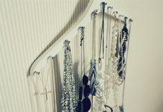 DIY smykkehenger
