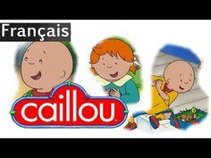 Caillou FRANÇAIS L'action de grâce de Caillou S02E09 - YouTube
