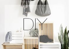 DIY Hanging Table » The Merrythought