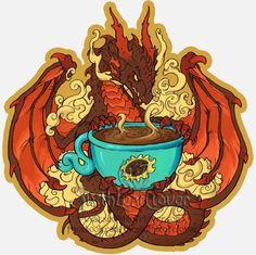 coffee dragon1