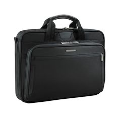 Briggs & Riley @David and Susan Campbell Large Slim Brief | London LuggageLondon Luggage