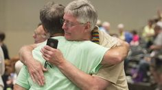 Presbyterian Church formally approves gay marriage in church constitution