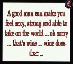 Haha...oh, wine. My forever Valentine <3