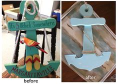 Refresh a Goodwill Wooden Sign -http://refreshrestyle.com