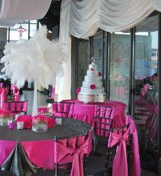 Photo via | Hot pink, Wedding and Weddings