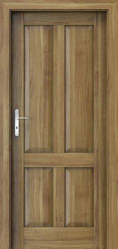 Drzwi wewnętrzne Porta HARMONY A.0 Okleina Portasynchro 3D *** Akacja Miodowa