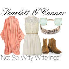 Scarlett O'Connor Nashville.