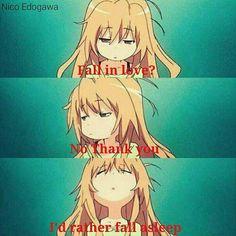 Image de anime, memes, and love