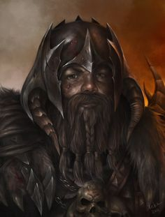 Giant Dwarf by username-Bomberman on DeviantArt
