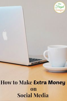 Easy ways anyone can make money off of their social media accounts. I love the third tip!!